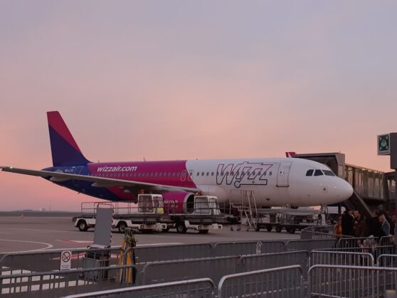 Самолет WizzAir