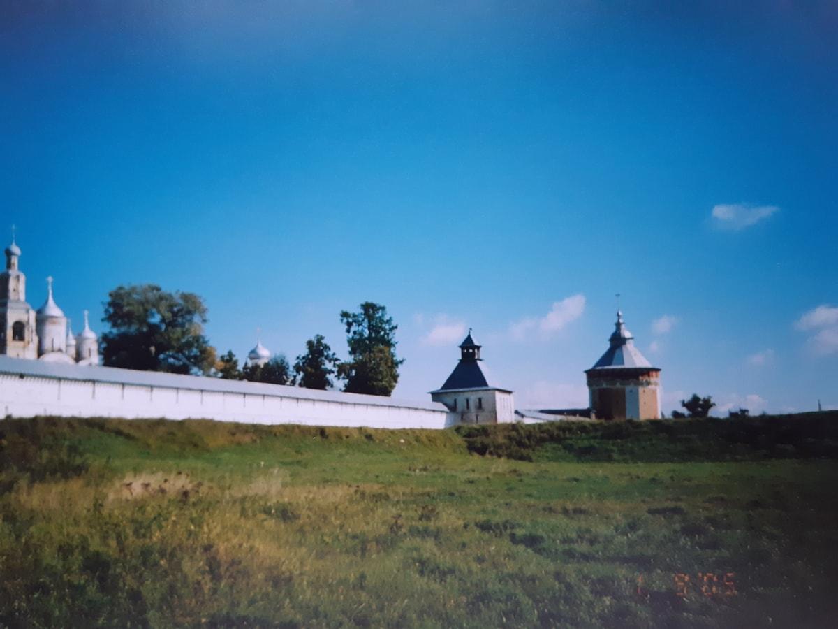 Вологда, пейзажи