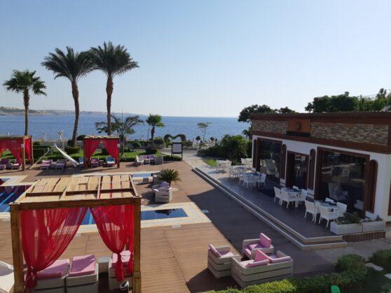 Royal Club Lounge в отеле Sunrise Arabian Beach