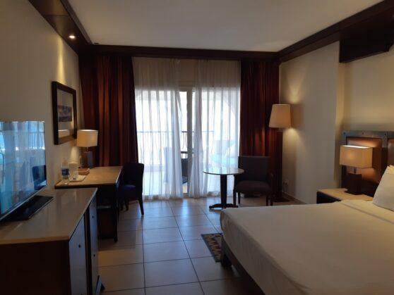 Номер premium отеля Grand Rotana Resort and Spa