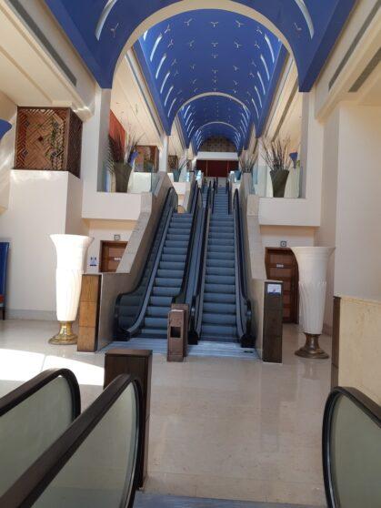 Главное здание отеля Grand Rotana Resort and Spa