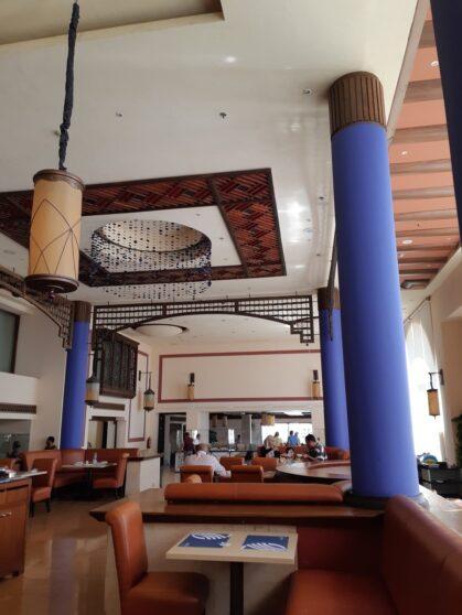 Главный ресторан отеля Grand Rotana Resort and Spa