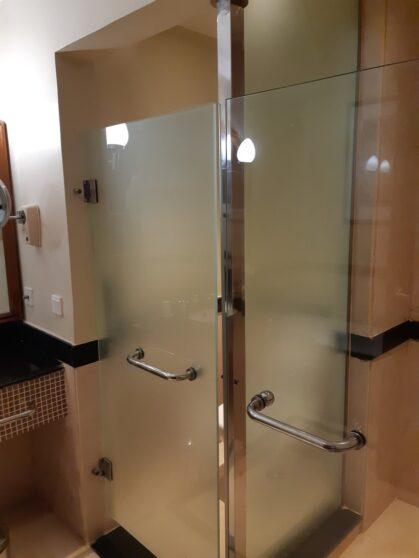 Ванная комната номера отеля Hyatt Regency Sharm