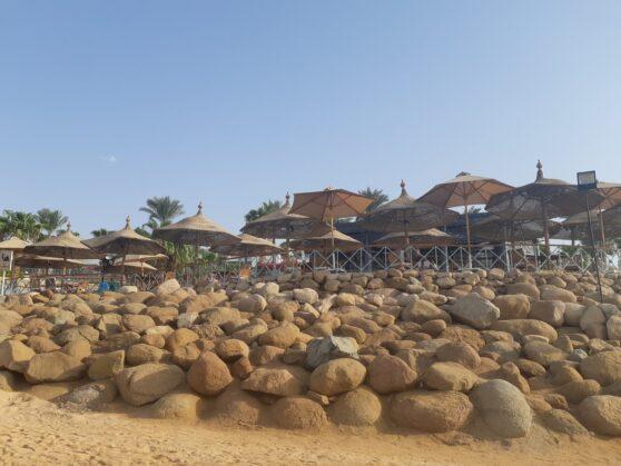 Пляжный ресторан отеля Hyatt Regency Sharm