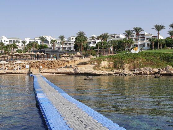 Пирс отеля Hyatt Regency Sharm