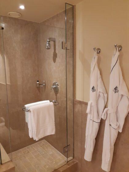 Ванная комната отеля Four Seasons Resort Sharm