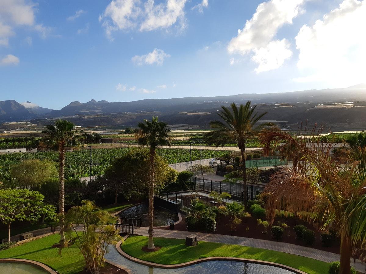 Alcala on Tenerife island