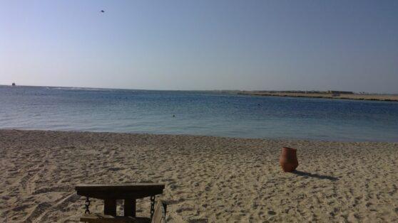 море в Port Ghalib