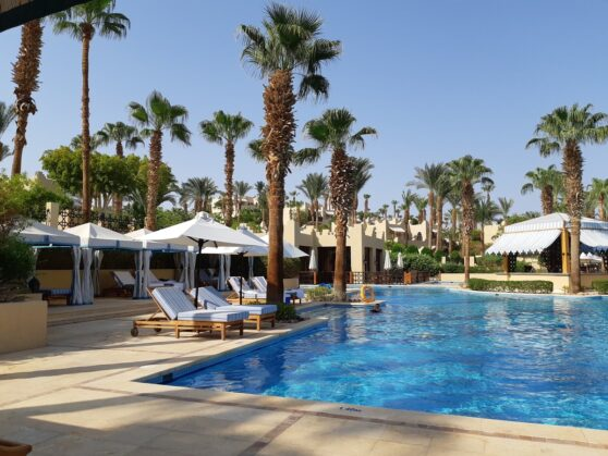 Pool at Foour Seasons Resort Sharm el Sheikh