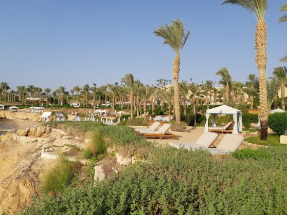 Beach at Four Seasons Resort Sharm el Sheikh