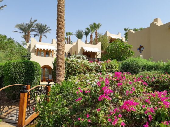 Территория отеля Four Seasons Resort Sharm el Sheikh