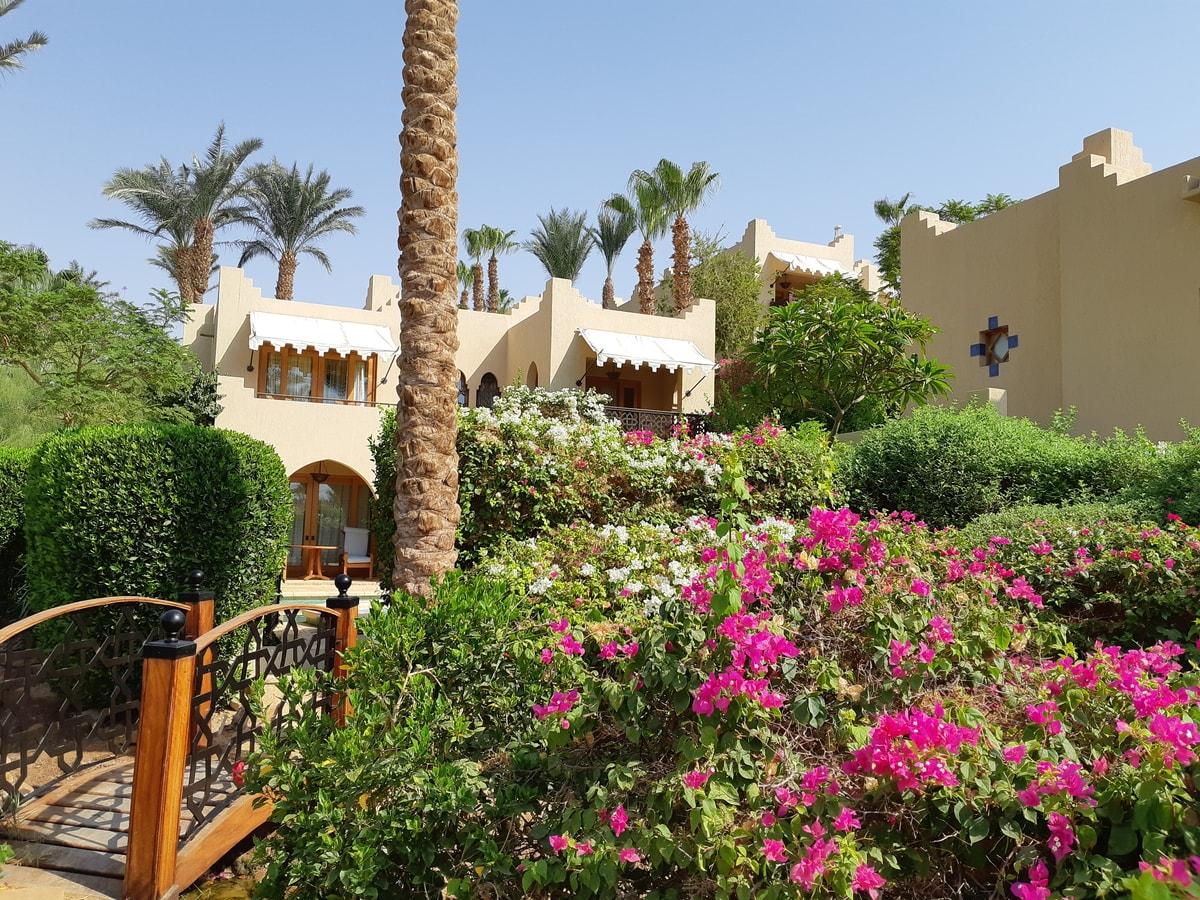 Территория отеля Four Seasons Resort Sharm el Sheikh