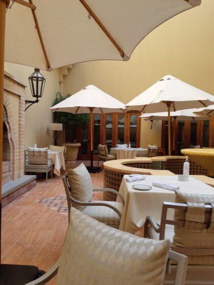 Итальянский ресторан в Four Seasons Resort Sharm el Sheikh