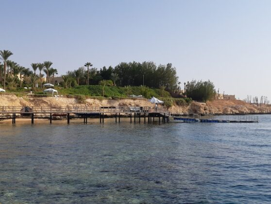 Пляж отеля Four Seasons Resort Sharm el Sheikh