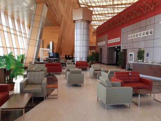 Бизнес-зал аэропорта Шарм эль Шейх, Египет