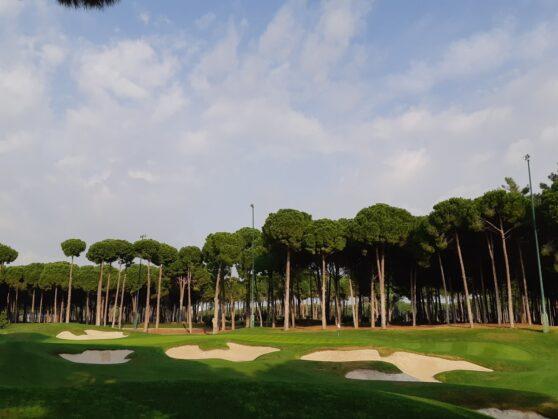 Carya Golf Club, Белек, Турция