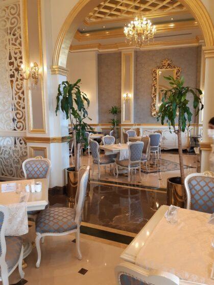 Be Premium Bodrum main restaurant